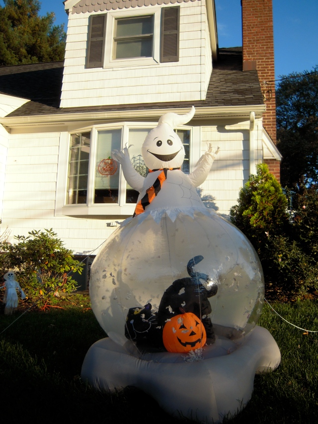 Halloween in the Suburbs