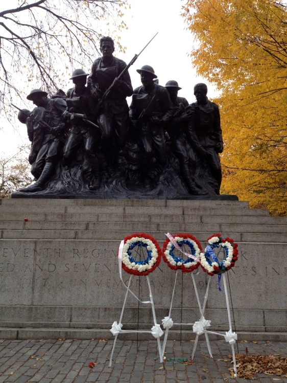 Honoring NY's 7th Regiment 1917