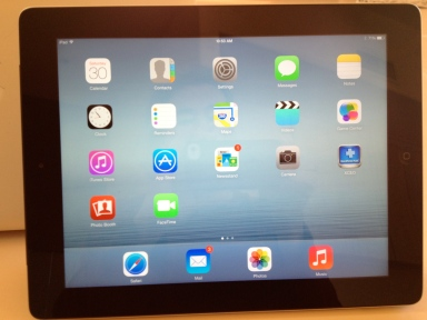 iPad for Aging Parents