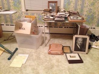 Family Photos and Memorabilia