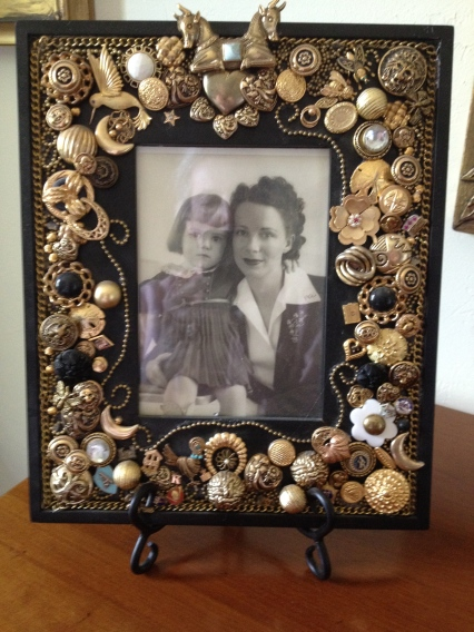 Linda and Her Mother--a moment in time